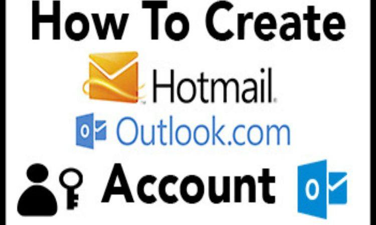 Cómo crear una cuenta de correo Hotmail en 2019