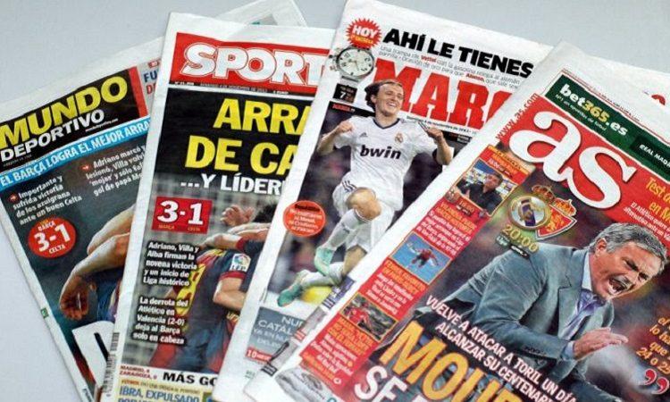 ¿Cuáles son los mejores periódicos deportivos en español?
