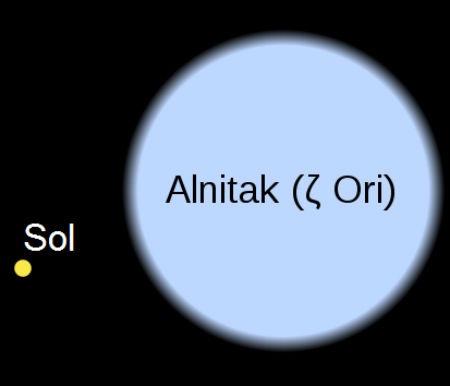 Estrella Alnitak