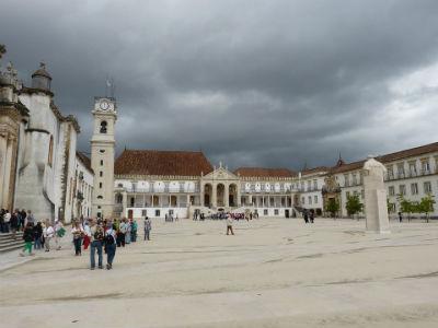 Universidad en Coimbra