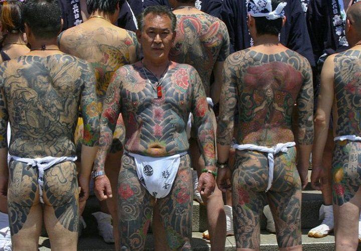 6 curiosidades que (quizás) no sabías sobre los yakuza