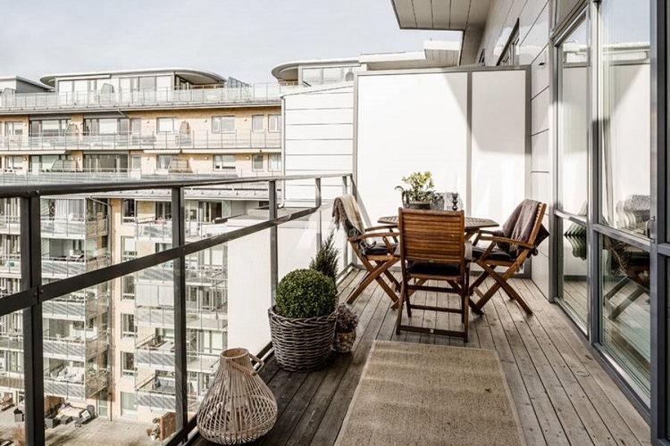 ¿Qué diferencia hay entre un balcón y una terraza?
