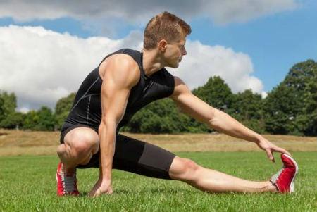 ejercitar los musculos de la pierna