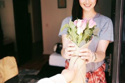 Importancia de regalar flores