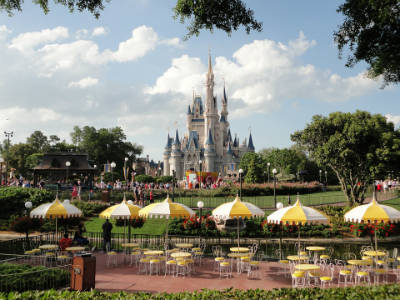 Disfrutar de Disney World