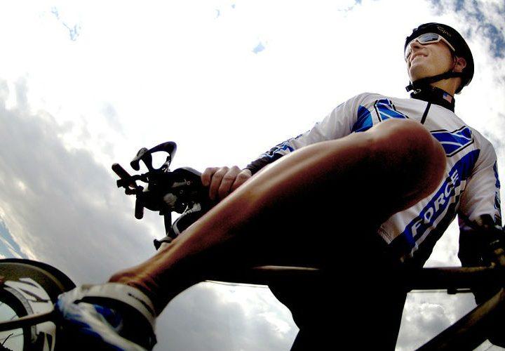 El síndrome del ciclista quemado