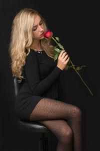 Dama de compañía
