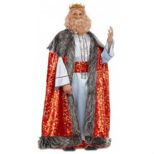 Disfraz de rey mago para Navidad