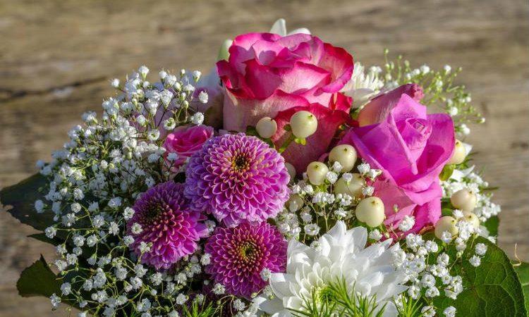 ¿Por qué las flores nunca pasan de moda?