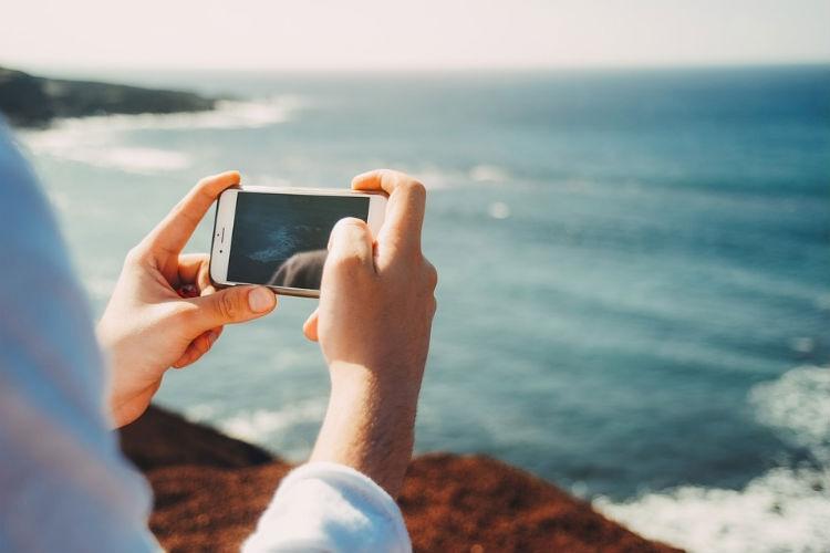 Ventajas del uso de aplicaciones para tomar fotos y grabar vídeos desde el móvil