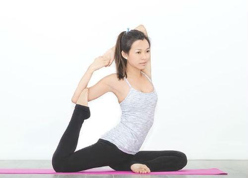 conjunto de yoga
