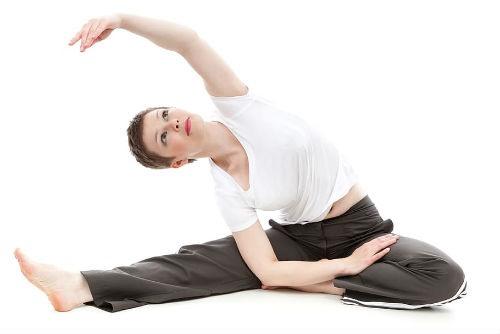 ropa de yoga