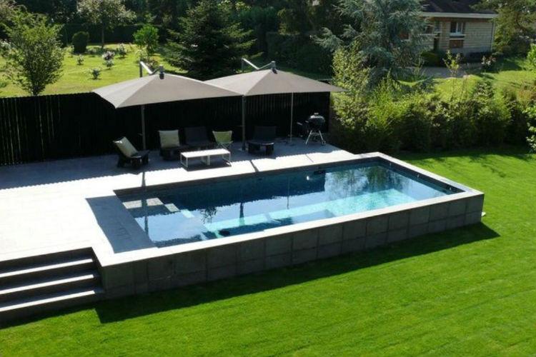 Cuidado y preservación de las piscinas elevadas