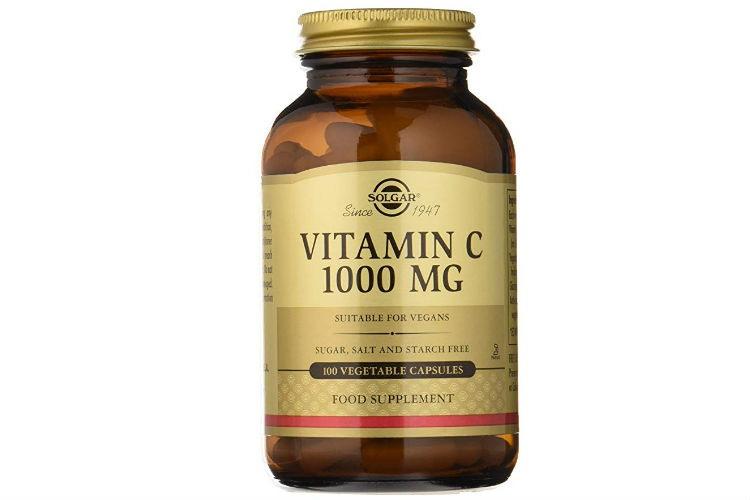 Refuerza tus defensas con la Vitamina C de Solgar