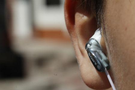 Usar los audífonos