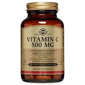 Vitamina C de Solgar