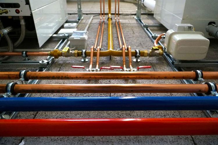 Cuando se atasca una tubería, una empresa especializada permite solucionar el problema