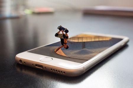 Aplicación móvil de apuestas