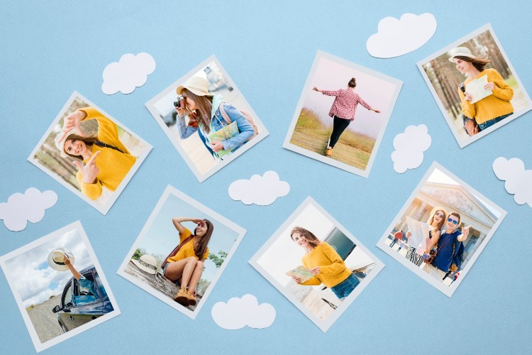 Haz un fotolibro para conservar tus recuerdos
