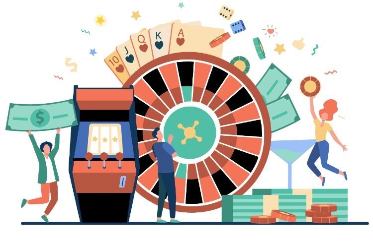 Los juegos más populares en los casinos online