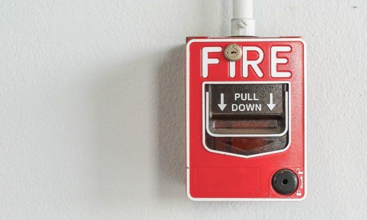 Productos eficientes para proteger contra el fuego en un edificio