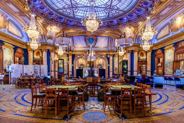 Los casinos más antiguos del mundo y su pasado