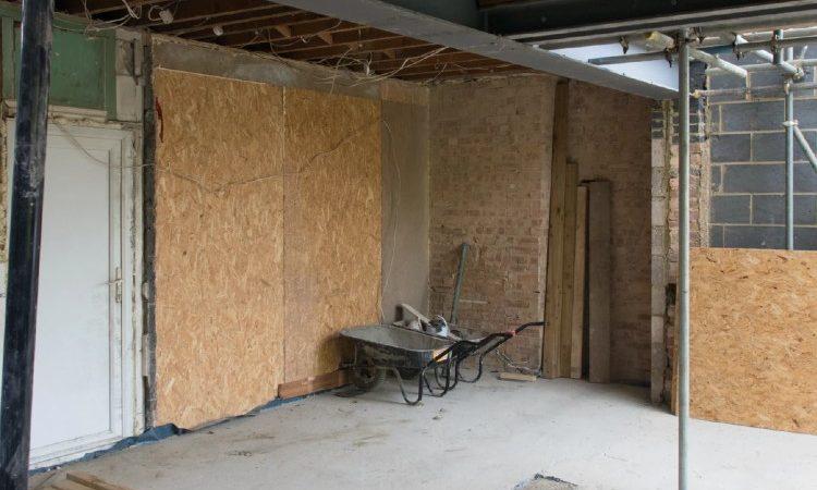 Las peticiones de reforma de viviendas aumentan un 25%