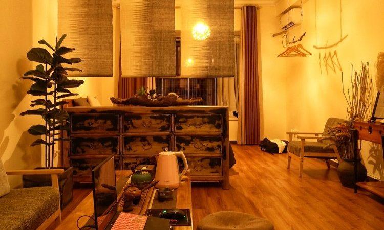 Ideas para separar ambientes de tu casa de manera económica y atractiva